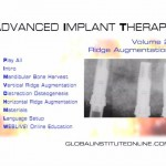 Advanced Implant Therapy, Vol 1&2