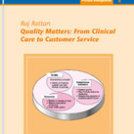 Quality Matters: From Clinical Care to Customer Service