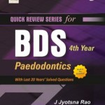 QRS for BDS 4th Year: Pedodontics