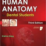 Human Anatomy For Dental Student 3rd Edition