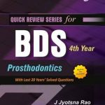 QRS for BDS 4th Year – Prosthodontics