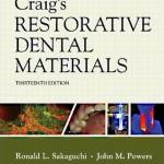 Craig's Restorative Dental Materials, 13th Edition
