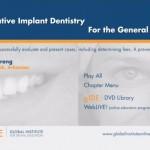 Restorative Implant Dentistry For the General Dentist