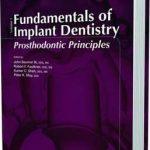 Fundamentals of Implant Dentistry: Prosthodontic Principles: 1